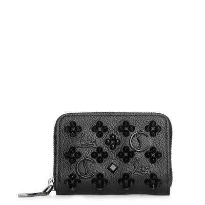 Panettone coin purse loubinthesky black