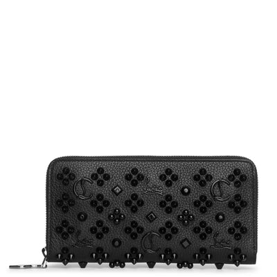Panettone wallet loubinthesky black