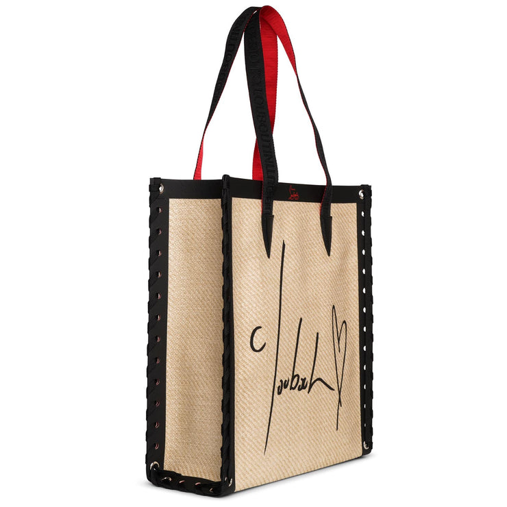 Cabalace Small canvas tote bag