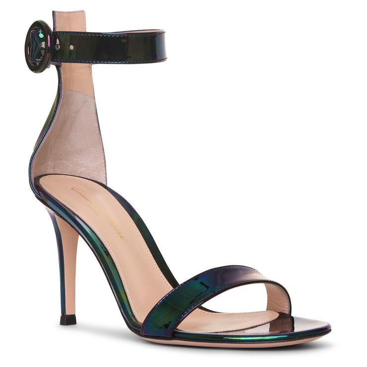 Portofino 85 patent oil sandals