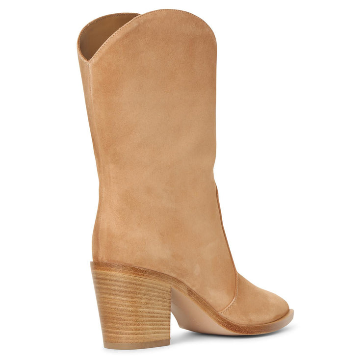 Sahara suede ankle boots