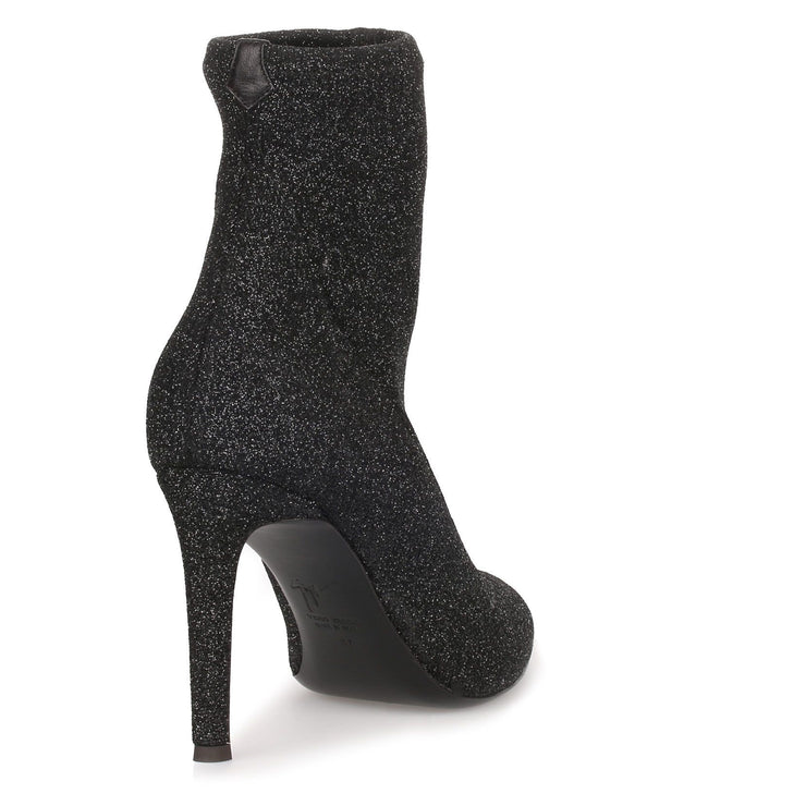 Celeste glitter stretch boot