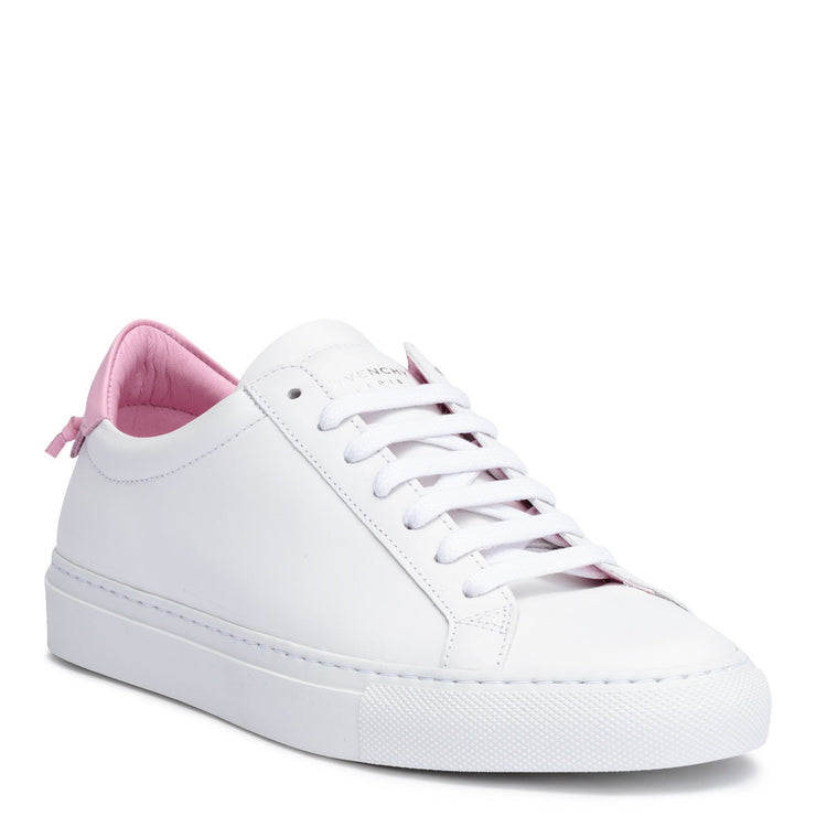 Urban Street white and pink sneakers