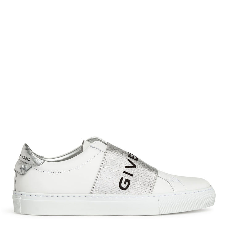 Urban Street white and silver sneakers