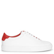 Urban Street white red sneakers