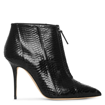 Ifima 90 front zip ankle boots