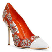 Irene105 brocade pumps