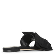 Flariabi flat black slides