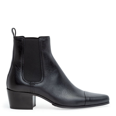 Artemisia 50 black ankle boots