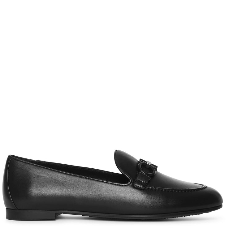 Trifoglio gancino leather loafers