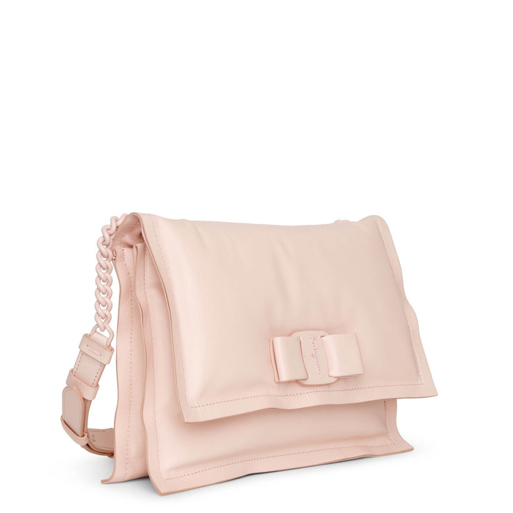 Viva bow bag nylund pink
