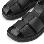 Fisherman leather sandals