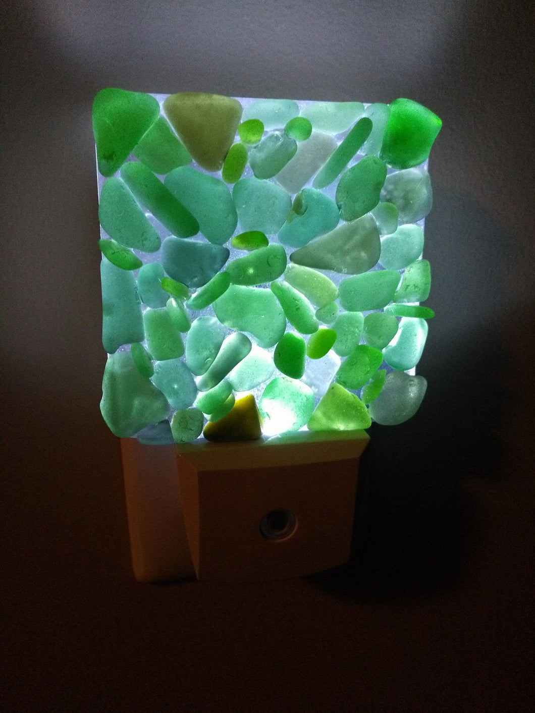 Palm Greens - LED Night Light