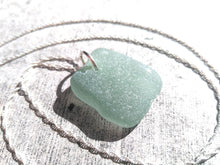 Load image into Gallery viewer, Sage - Sea Glass Necklace