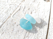 Load image into Gallery viewer, Ocean Ombré - Sea Glass Necklace