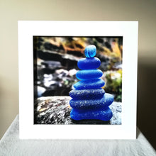 Load image into Gallery viewer, COBALT STACK 8x8 PRINT