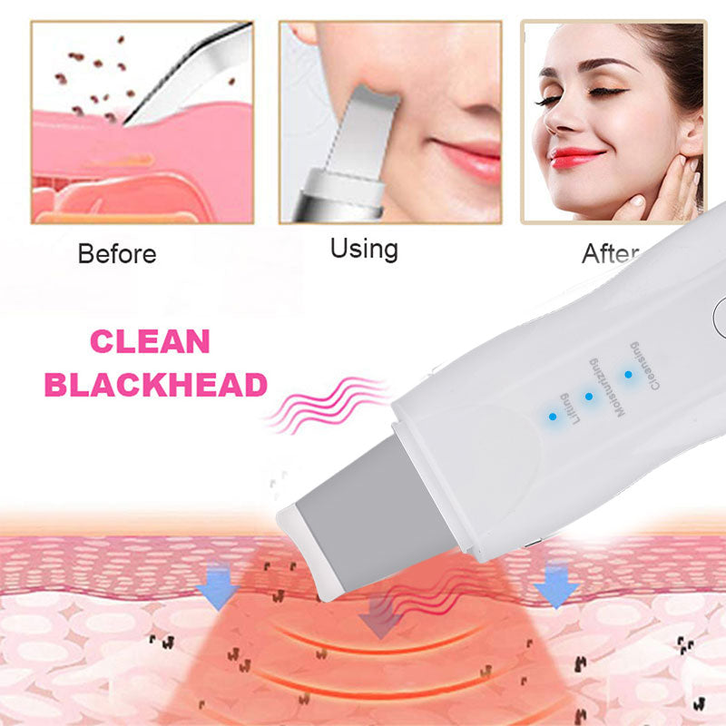 DEEP SCRUBBING SKIN CLEANER - REMOVE DIRT, BLACKHEAD AND GREASE