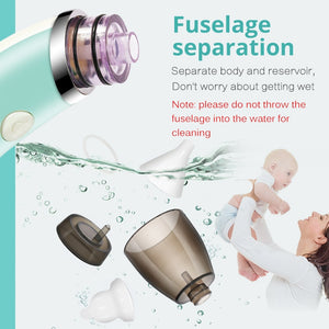 Baby Safe Hygienic Nose Cleaner - Stuffy Nose Solution