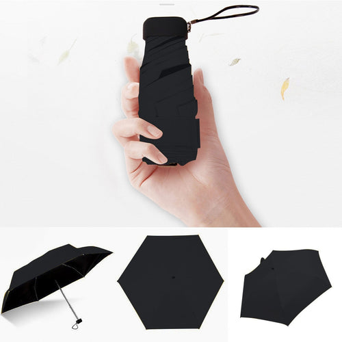 Portable Pocket Mini Lightweight Umbrella