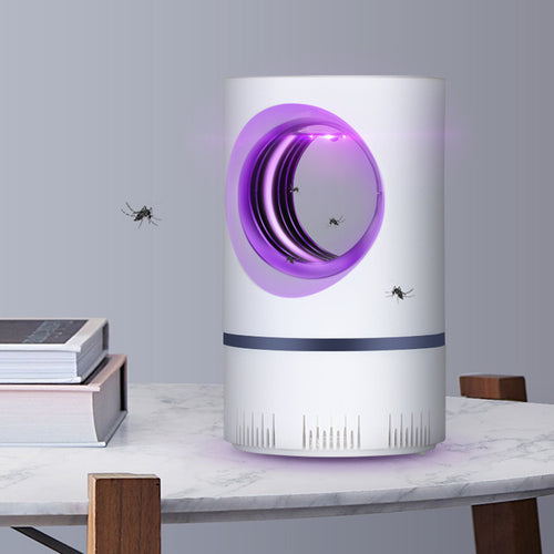 Electric USB Mosquito Repellent Killer LED Ultraviolet Light
