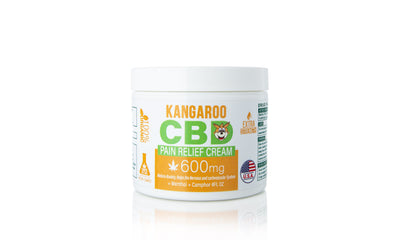 Kangaroo CBD Pain Relief Creams