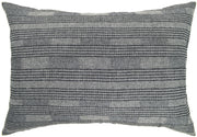 Jenn Grey 14x20 Lumbar Pillow Cover