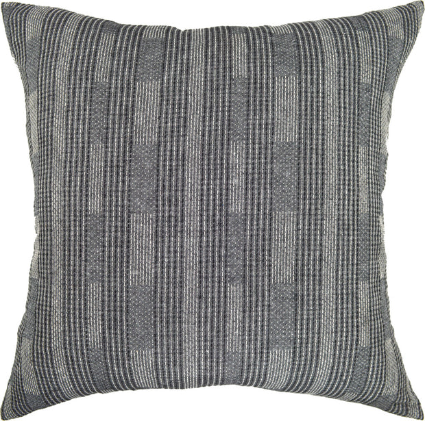 Jenn Grey 20x20 Pillow Cover
