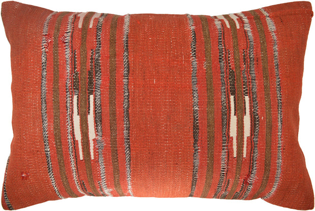 Tommy Vintage Kilim 16x24 Lumbar Pillow Cover