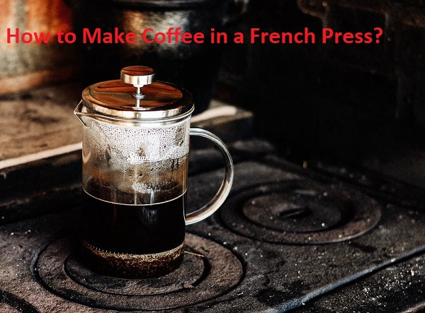 How to Make Coffee in a French Press?