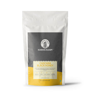 CASCARA BLACK HONEY