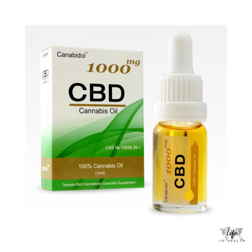 Canabidol™ Oil-LifeInHealth-1000mg-LifeInHealth