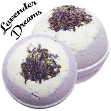 Load image into Gallery viewer, MBS-CBD-Bath-Bombs-Lavender-Dreams-Life In Health