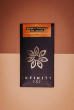 Load image into Gallery viewer, Infinity CBD Orange and Honeycomb Gourmet Chocolate 120mg