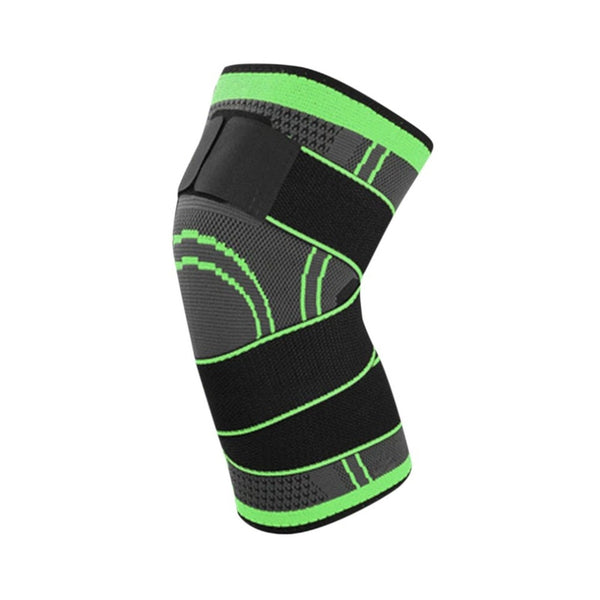 BE CERTAIN TO SELECT SHIPS FROM USA EST. DELIVERY 14 TO 21 DAYS Pressurized Fitness Running Cycling Bandage Knee Support Braces Elastic Nylon Sports Pad Sleeve