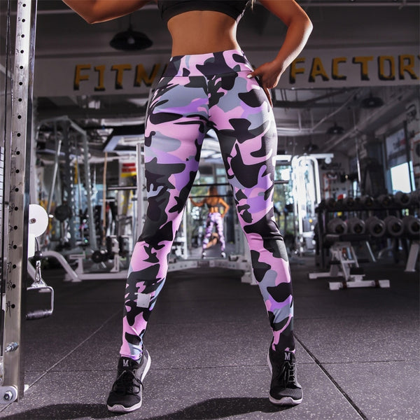 Printed Women Sport High Push Up Yoga Pants Woman Gym Fitness Running Tights BE CERTAIN TO SELECT SHIP FROM UNITED STATES DELIVERY 4 TO 7 DAYS VIA USPS