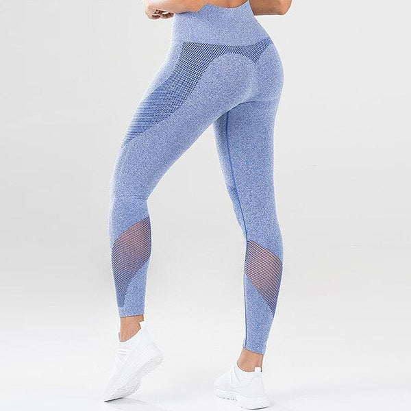 Tracksuit For Women Mesh Patchwork Sports Suit Yoga Sets EXCELLENT QUALITY SHIPS FROM CHINA PLEASE ALLOW 4 TO 5 WEEKS FOR DELIVERY