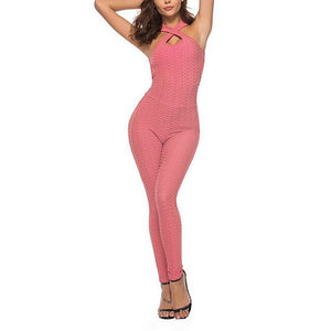 Women Yoga Set Siamese High-rise Hips Fitness Clothing Tracksuit Women's Hot Bandage Sports Set 2020 Sexy Suit BE CERTAIN TO SELECT SHIP FROM THE UNITED STATES DELIVERY IN 4 T0 13 DAYS VIA USPS