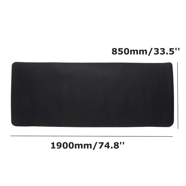 Exercise Mat Gym Fitness Equipment For Treadmill Bike Protect Floor Mat Shock Absorbing Pad Black 200/190/150CM FREE SHIPPING BE CERTAIN TO SELECT OPTION SHIPS FROM UNITED STATES DELIVERY IN 2 TO 3 WEEKS