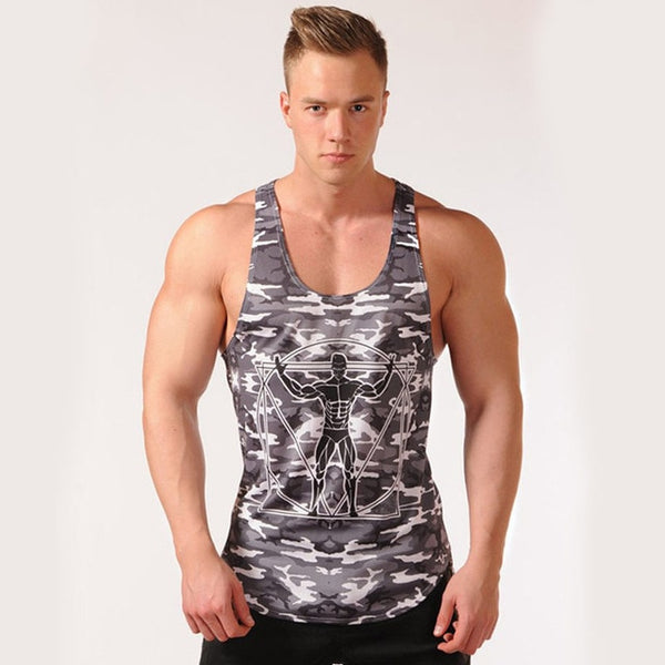 Men Bodybuilding Tank Tops  EXCELLENT QUALITY SHIPS FROM CHINA PLEASE ALLOW 4 WEEKS FOR DELIVERY