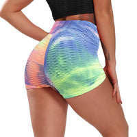 Sexy Women's Sports High Waist Shorts Athletic Gym Workout Fitness Yoga Leggings Briefs Athletic Breathable push up Yoga Short BE CERTAIN TO SELECT SHIP FROM THE UNITED STATES