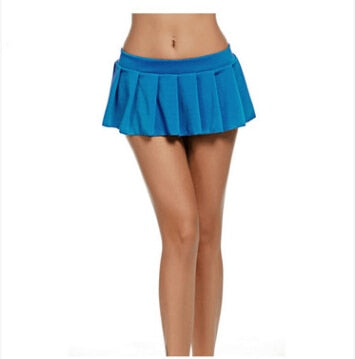 Solid Women Pleated Mini Short Night Club Dancing Skirt EXCELLENT QUALITY FREE SHIPPNG SHIPS FROM CHINA ALLOW 4 TO 5 WEEKS FOR DELIVERY