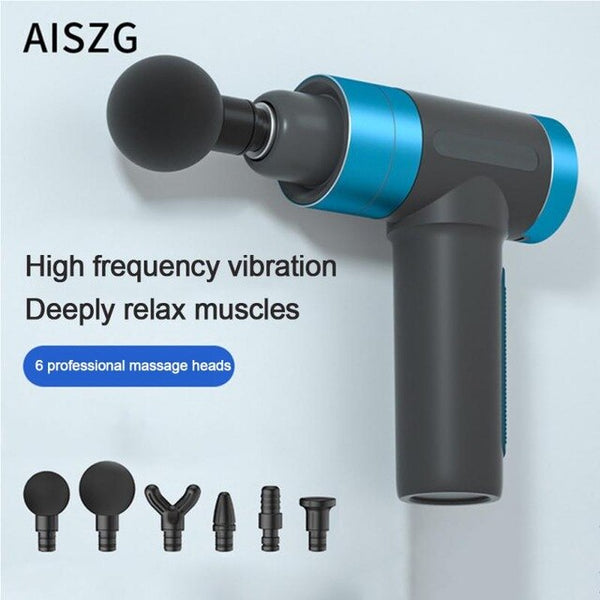 LCD Display Massage Gun USB Upgrade Percussive Vibration Therapy Massage Gun Athlete Recovery Sport Pain Relief  Relaxation Tool FREE SHIPPING EST DELIVERY 10 TO 15 DAYS BE CERTAIN TO SELECT OPTION SHIPS FROM THE UNITED STATES!