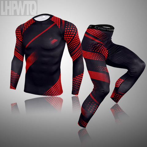 Men's Sets Brand Quick Dry Anti-microbial Men's Stretch work out set FREE SHIPPNG EXCELLENT QUALITY PRODUCT SHIPS FROM CHINA PLEASE ALLOW 4 TO 5 WEEKS FOR DELIVERY