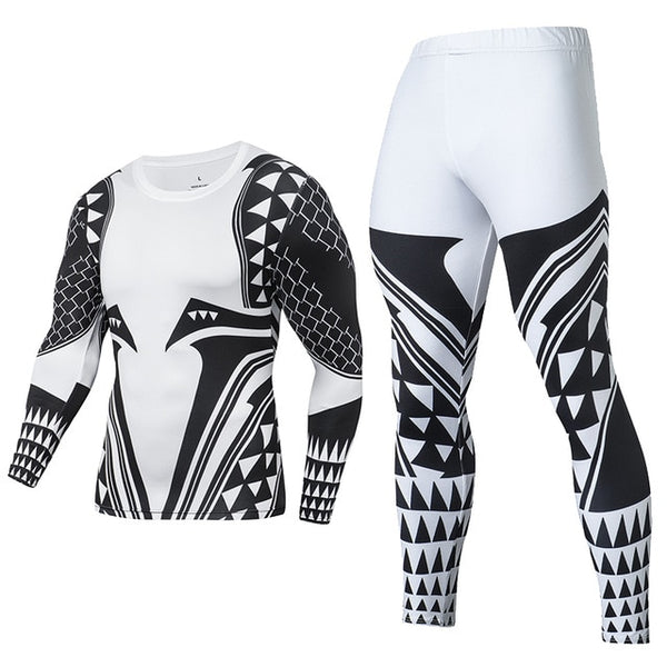 Men's Compression GYM Training Suits Workout Sportswear Fitness Dry Fit  2pcs / sets EXCELLENT QUALITY PRODUCT SHIPS FROM CHINA SO PLEASE ALLOW 4 TO 5 WEEKS FOR DELIVERY