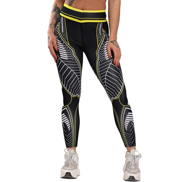 Print Women Yoga Pants Seamless Sport Pants Breathable Running Hip raise Professional Sportswear BE CERTAIN TO SELECT SHIP FROM UNITED STATES DELIVERY 4 TO 13 DAYS VIA USPS