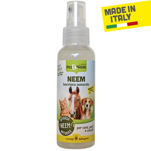 Neem SPRAY per Animali da Compagnia - 100 ml
