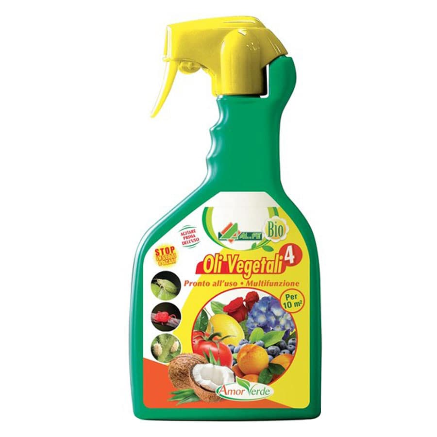 OLI VEGETALI PRONTO USO 750 ml