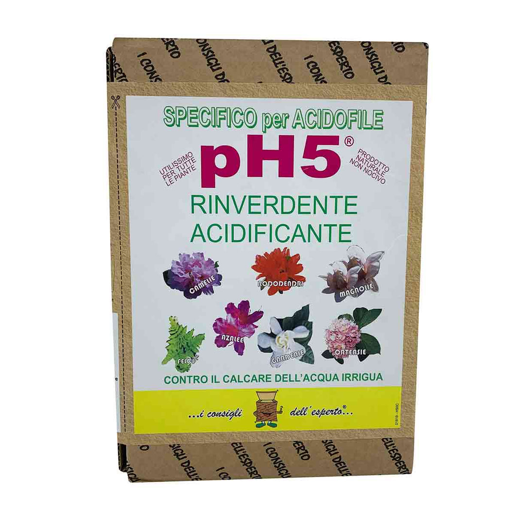 PH5 Maxi - Correttivo per acidofile da 2,8 kg