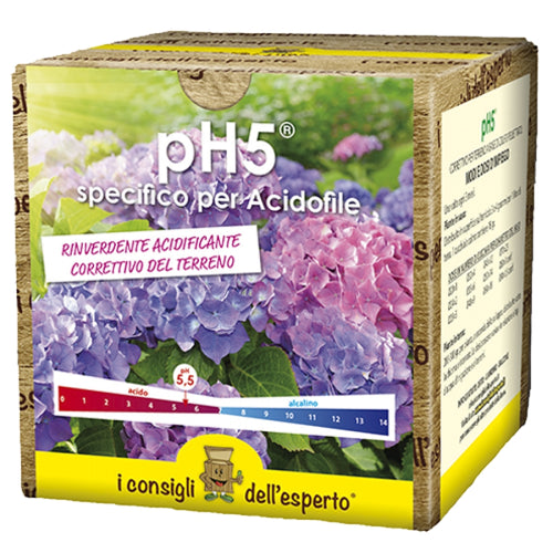 PH5 - Correttivo per acidofile da 700 gr