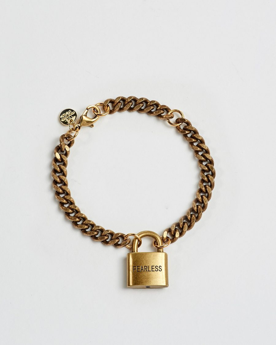 The Giving Keys - Rebelle - Bracelet Cadenas